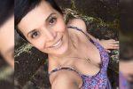 Karla Luna se mantiene bella y radiante, pese al cáncer y a las críticas
