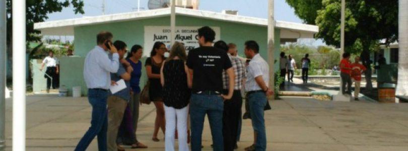 FEYAC, Empresarios Poblanos visitan Flamboyanes por ser un modelo de éxito de un rescate comunitario