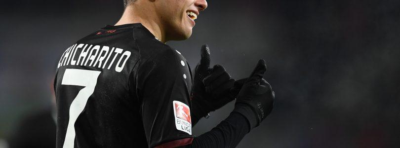 Javier 'Chicharito' Hernández regresaría al futbol español, ahora para jugar con el Sevilla