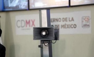 Destina CDMX 464 mdp a cámaras y altavoces