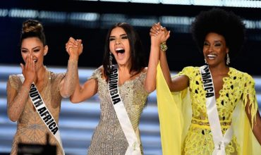 Conoce a Demi-Leigh, la nueva Miss Universo