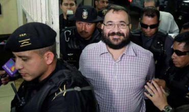 """Javier Duarte desde la cárcel: """"Me estoy mordiendo un huevo"""" para no hablar"""