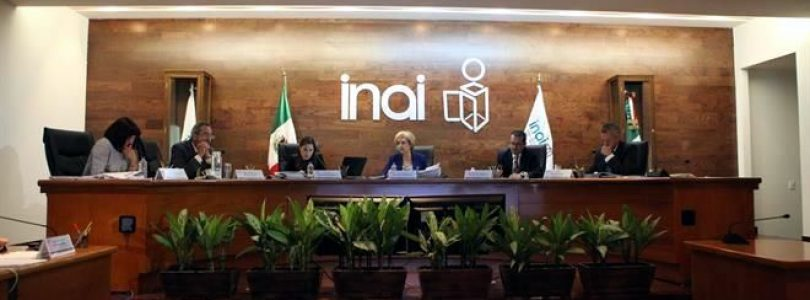 Alerta Consejo del INAI por Ley de Seguridad