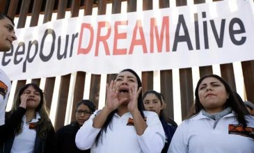 Alista Senado de EU ley para dreamers